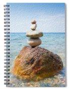 Balanced Spiral Notebook
