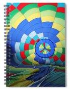 Balloon Fantasy 22 Spiral Notebook