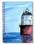 Baltimore Lighthouse  Spiral Notebook
