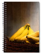 Bananas Spiral Notebook