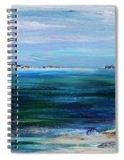 Barrier Islands Spiral Notebook