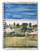 Battle Of Concord, 1775 Spiral Notebook