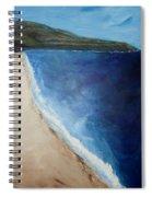 Beautiful Palos Verdes Spiral Notebook