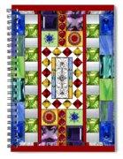 Bejeweled 1 Spiral Notebook