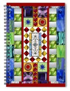 Bejeweled 1 Spiral Notebook