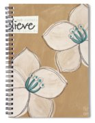 Believe Spiral Notebook