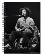 Ben Harper Spiral Notebook