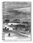 Bender Murders, 1873 Spiral Notebook