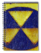 Beware Spiral Notebook
