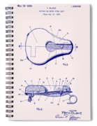 Bicycle And Motorcycle Seat 1925 Spiral Notebook