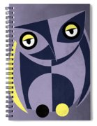 Bird Spiral Notebook