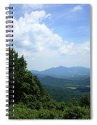 Blue Ridge Mountains - Virginia 5 Spiral Notebook