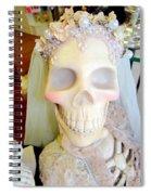 Blushing Bride Spiral Notebook
