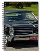 Bonneville Spiral Notebook