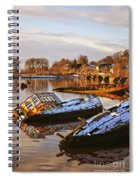 Bowling Harbour 02 Spiral Notebook