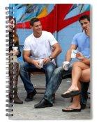Break Time Spiral Notebook