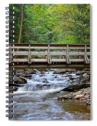 Bridge To Paradise Spiral Notebook