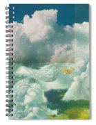 Brother In The Air Spiral Notebook