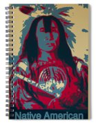 Buffalo Bull's Back Fat Spiral Notebook