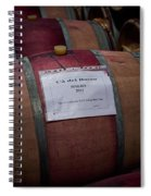 Ca Del Bosco Winery. Franciacorta Docg Spiral Notebook