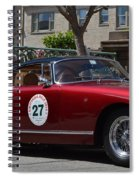 California Mille Spiral Notebook