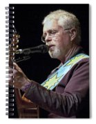 Canadian Folk Rocker Bruce Cockburn Spiral Notebook
