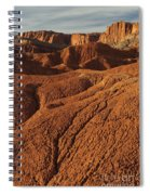 Capital Reef National Park Spiral Notebook