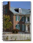 Carnton Plantation Spiral Notebook