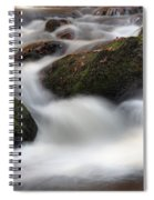 Cataracts Spiral Notebook