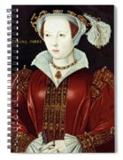 Catherine Parr (1512-1548) Spiral Notebook