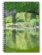 Central Park Gapstow Bridge II Spiral Notebook