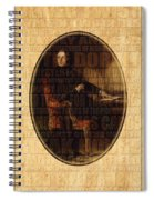 Charles Dickens Spiral Notebook