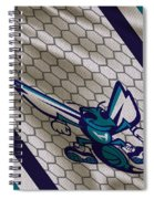 Charlotte Hornets Uniform Spiral Notebook