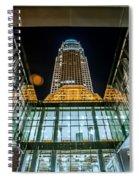Charlotte North Carolina Spiral Notebook