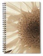 Chipmunk's Peredovik Sunflower Spiral Notebook