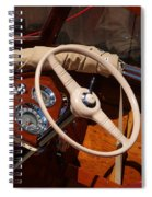 Chris Craft Sea Skiff Spiral Notebook