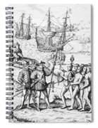 Christopher Columbus (1451-1506) Spiral Notebook