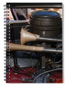 Chrysler Spiral Notebook