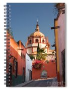 Church Of San Rafael Spiral Notebook