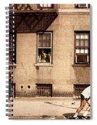 Circa 1982 Spiral Notebook