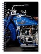 Cleveland Tornado Spiral Notebook