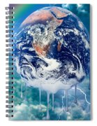 Climate Change- Spiral Notebook