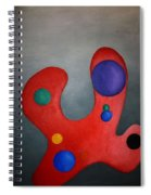 Color Pallette Spiral Notebook