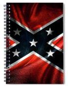 Confederate Flag 1 Spiral Notebook