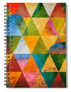 Contemporary Spiral Notebook