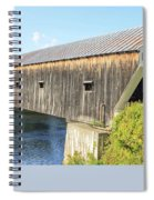 Cornish-windsor Covered Bridge IIi Spiral Notebook