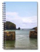 Cornwall - Mullion Cove Spiral Notebook