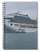 Costa Fortuna Spiral Notebook