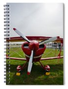 Pitts S2a Special Spiral Notebook