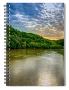 Cumberland River Spiral Notebook
